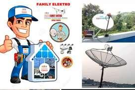 Toko Online Pasang Antena l Parabola ~ paket antena tv dan parabola