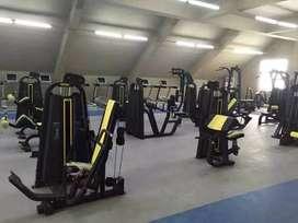 first time direct factory se gym setup lagaye