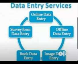 DATA ENTRY this is good news for typers