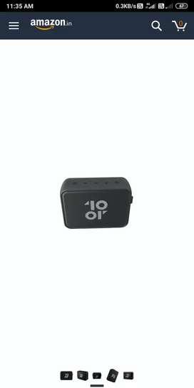 Bluetooth speaker 10.or