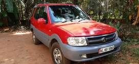 Tata Safari 4x2 EX DICOR BS-III, 2006, Diesel
