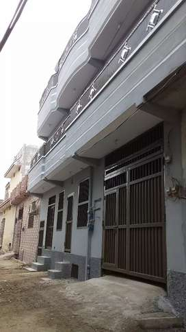 6Marla House full furnished 3Portion 9Rooms with attach Bathroom