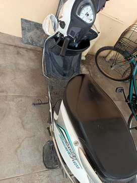Scooty zest 110 for sale. Single owner