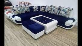 Prince L shape sofa