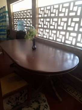 Shesham Dining Table for Sale