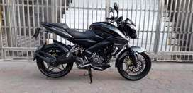 Black pulsar ns 200 abs. 1st owner .good condition bike at SS MOTORS