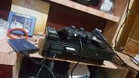 PS 2 fat harddisk external