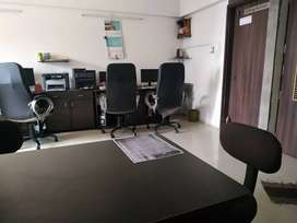 Nakshatra 6 office. Heart in the city