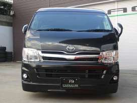 Toyota Hiace 2018 On easy Installment...