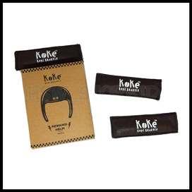 MANTAP Parfum Helm - KEKO - Aroma Kopi si 1 bungkus ada 3 pack