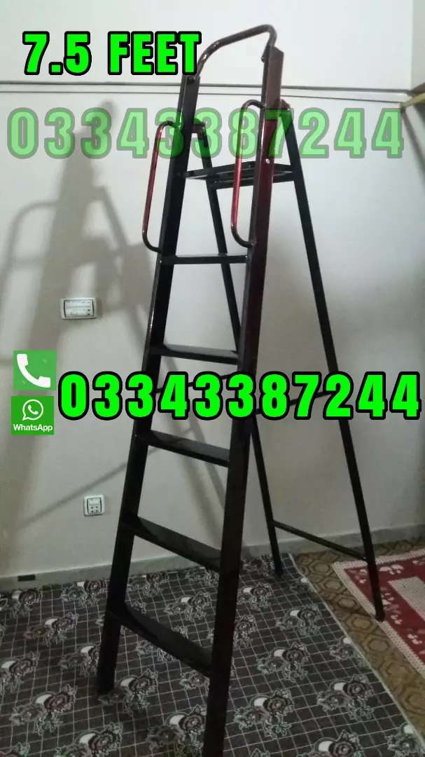 MS  6 STEPS LADDER     A TYPE 0