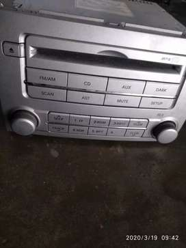 Hyundai i20 original radio unit (model 2010-2014)