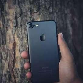 Iphone 7 32gb black colour