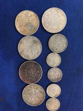 Rare coin old coin