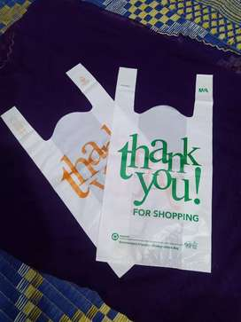 Thank you biodigradable plastic shopping bags oppo