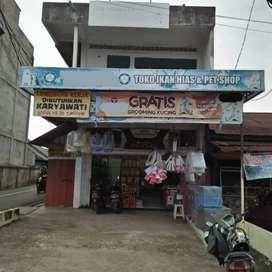 Dijual cepat Ruko 400 m2 strategis di Jelutung, Jambi