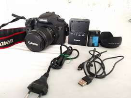 DSLR 7D camera for sale