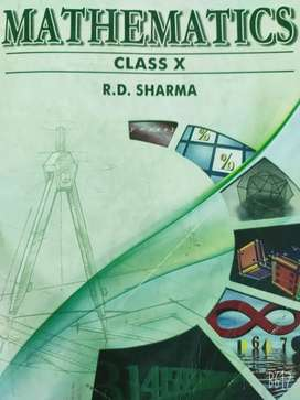 RD Sharma Mathematics