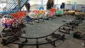 Fn 1 mini Coaster roller Coaster kereta mini lantai odong odong kereta