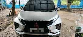 Mitsubishi xpander exceed manual THN 2017 harga nego langsung cek