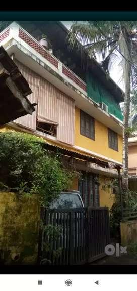 Aluva garege kunnattheri 3 bhk house for rent..