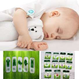 Pin anti nyamuk import untuk bayi dan anak