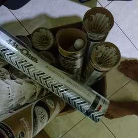 Kock kok bekas badmint badminton seken bola