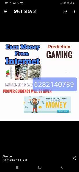 Online work with payment proof its genuine