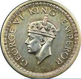 A expensive coin
