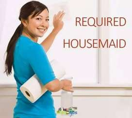 Full time maid required
