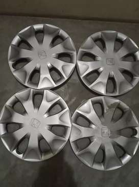 new Honda wheel cover