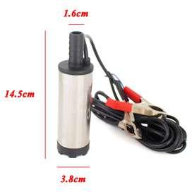 Pompa oli solar bensin portabel 12V
