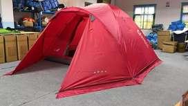 Tenda dome great outdoor java 4 light kapasitas 4 orang