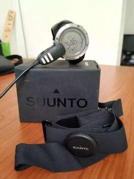 Suunto Ambit 3 Peak HR Saphire second pre-loved lengkap