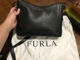Furla Bag Original Leather Preloved