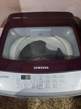 Samsung wobble technology 6.5kg washing machine