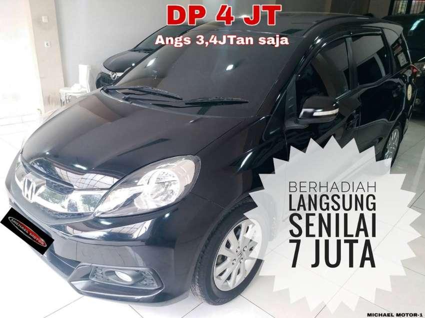 Honda Mobilio DP empat Juta E Bkn RS MT 2014 Murahh 0