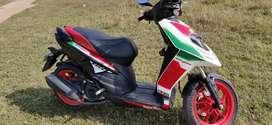 Aprilia sr150 race ABS model