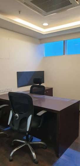 Beautifully furnished office space available for rent in mahape