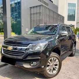 Chevrolet Trail Blazer 2.5 LTZ Diesel AT