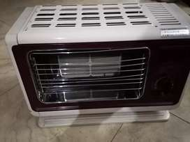 Different gas heaters