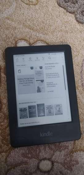 Amazon Kindle 7th Generation (alongwith free ebooks)