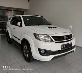 Fortuner TRD at Automatic Diesel 2014