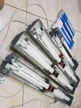 Lampu tainning / tanning philips PLL ikan arwana