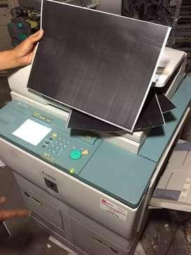 Barang ready MESIN fotocopy ir 5000 grade ABC