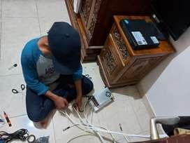 Pemasangan Paket CCTV Online Ke HO