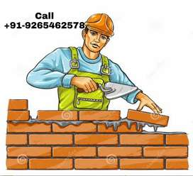 Construction work available at best quality