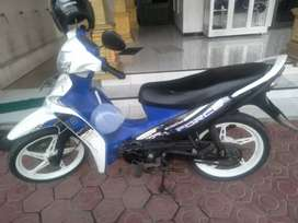 Yamaha force injection
