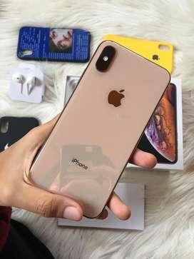 Iphone XS 256 GB GOLD ORIGINAL FULL SET , NO MINUS!