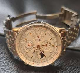 Breitling Chronograph Moon Face and many more luxury used watches
